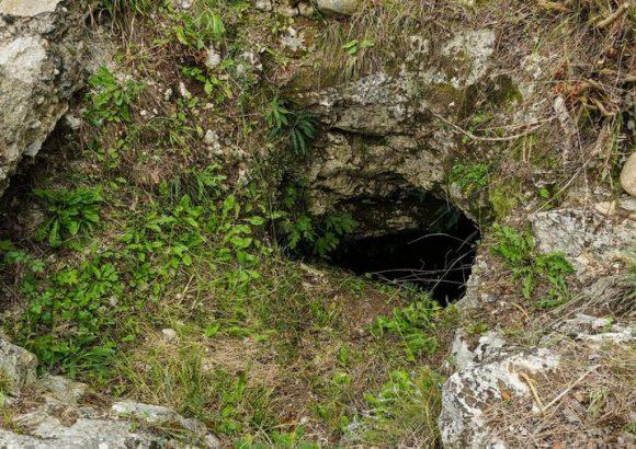 Пещера Дупката